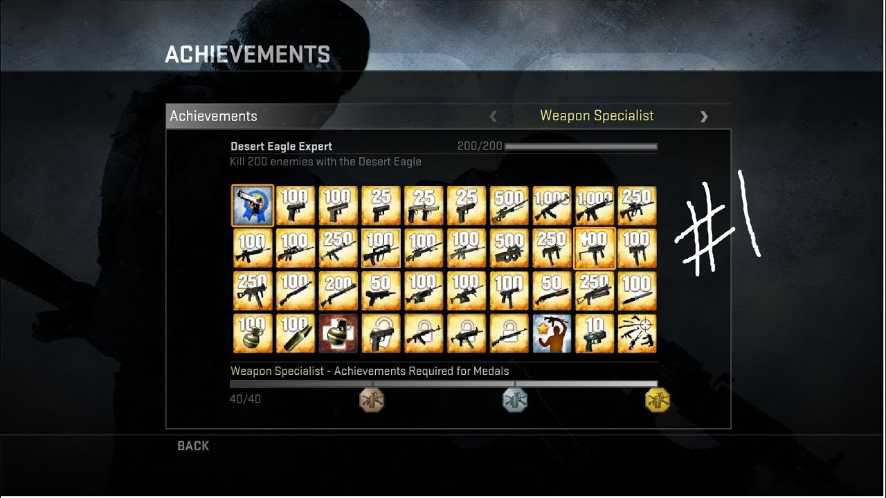 Achievement cs go server