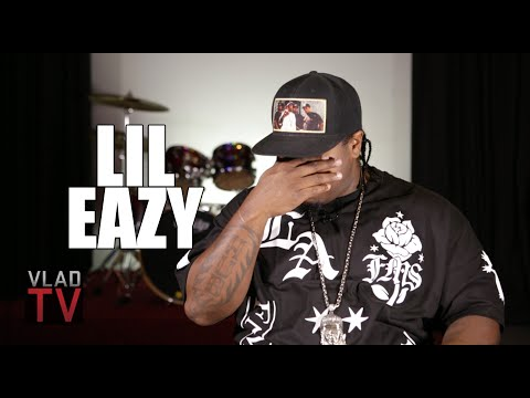 Lil EazyE Tears Up as He Recalls Final Moments with Father Before His Death