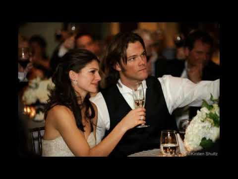 Jared & Genevieve Padalecki wedding tribute video Bless the Broken Road *reupload*