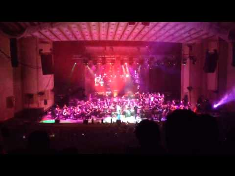 God of War theme, live - conducted by Gerard K. Marino
