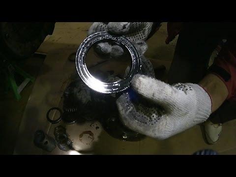 УАЗ Патриот 2015 замена сальника ступицы