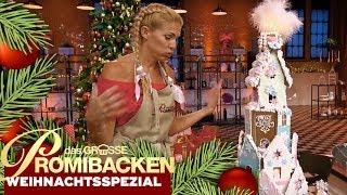 XXL-Lebkuchenhaus | Aufgabe | Das große Promibacken – Weihnachtsspezial | SAT.1 TV