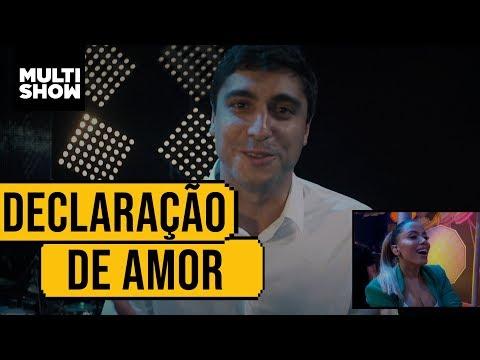 Declaração para Anitta  Thiago + Mamitcha +  Juliana + Renan  Anitta Entrou No Grupo