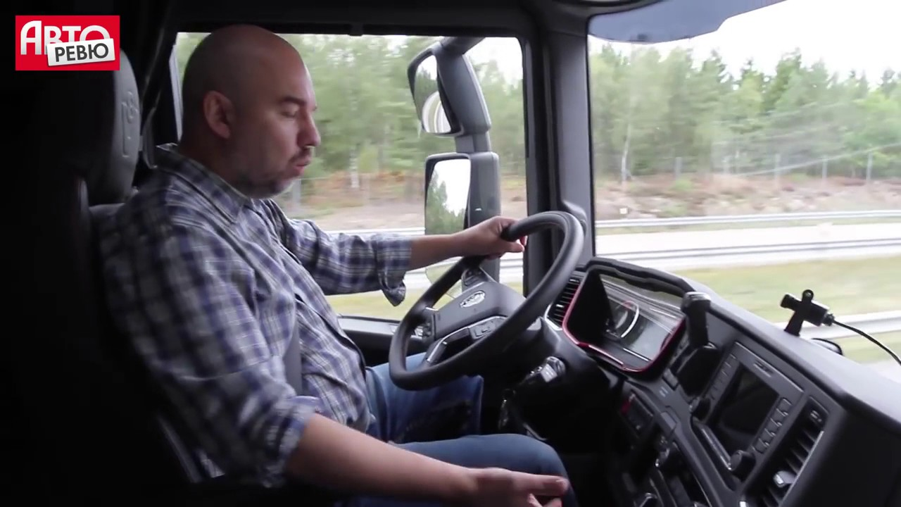 Scania R480 6x2 manual topline 2008/1 - YouTube