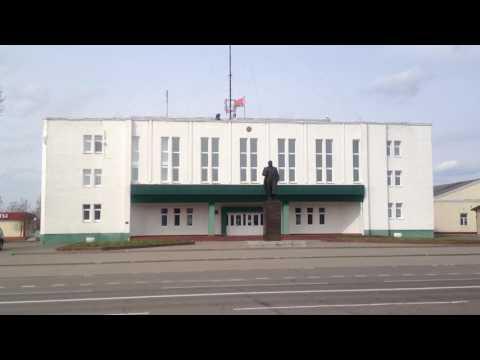 Город Любань в Минской области, - 3 мая 2017