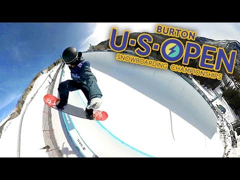 BURTON US OPEN COMPETITION DAY!