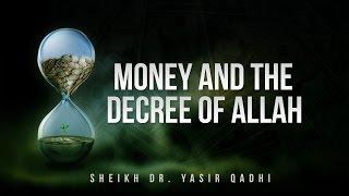 Money Problems? Here Is Allah's Response! - Yasir Qadhi