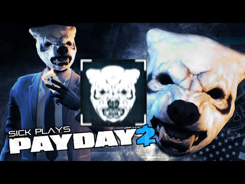 """PAYDAY 2 """"Dennis Mask"""" Do You Like Hurting Other People? The Dentist Hotline Miami DLC"""
