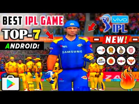 best cricket games for android 2019 download