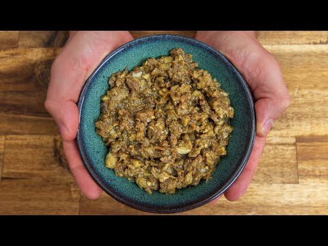 caviar-d'aubergines,-recette-simple-et-rapide!