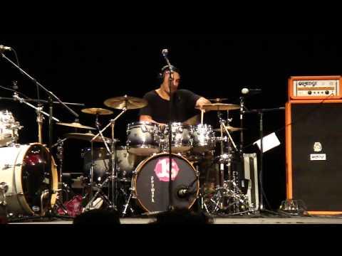Dylan Elise Fantastic Drum Solo performance!