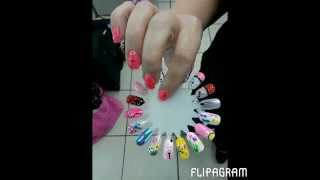 Bella Beauty College - Easter Nails Thumbnail