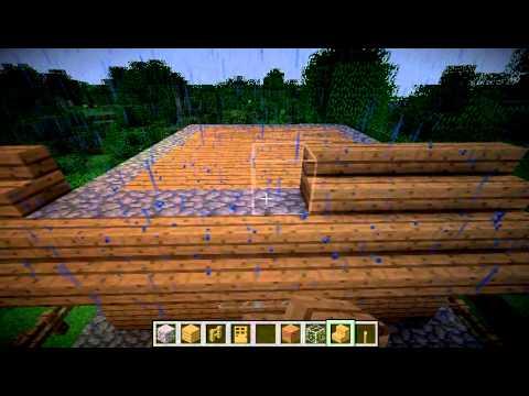 Карта дом на дереве Майнкрафт 1.5 2   VK