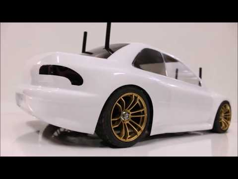 Repeat eac rc body build -- Subaru Impreza STI - GC8 - 1999