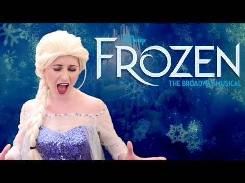 Monster - From Frozen the Musical (Cover)