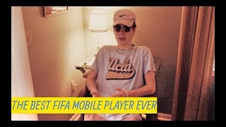 THE BEST FIFA MOBILE PLAYER OF ALL TIME!! (*FUNNY* PARODY!) Skit w/ FUTFreak, AMEFIFA & Other YTers!
