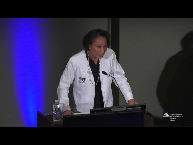 2019 White Coat Ceremony: Keynote Speaker Dr. Zara Cooper