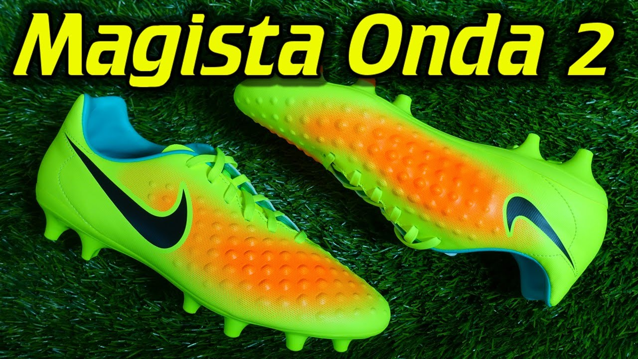 b64cb4aee56 Nike Magista Onda 2 (Volt Total Orange Black) - Review + On Feet ...