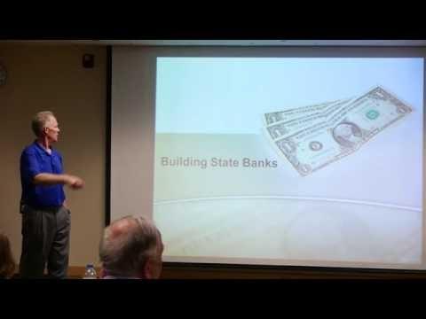 Establishing a State Bank 1
