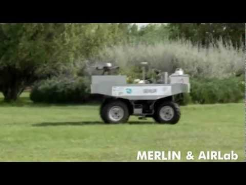 Quadrivio: an Autonomous All Terrain Robot