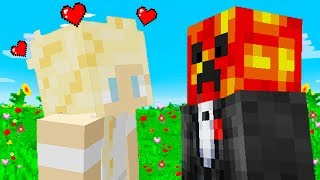 I Married PrestonPlayz in MINECRAFT!
