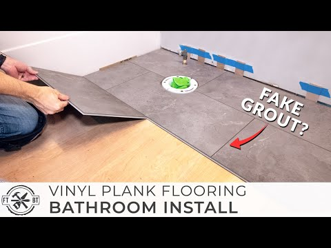 How To Install Vinyl Plank Flooring In, How To Install Vinyl Plank Flooring Around Tub