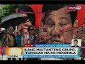 Ilang militanteng grupo, tumulak na pa-Mendiola