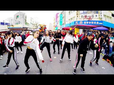 VAVA - 我的新衣 My New Swag (Feat. Ty. & 王倩倩)/ Tempo Fun Dance Stadio Choreography