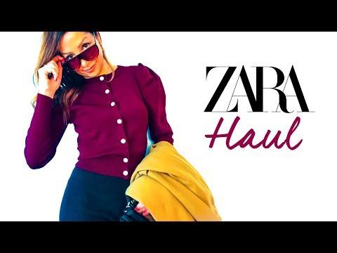 Zara Haul New Season Pre Fall 2019 | Natashagibson