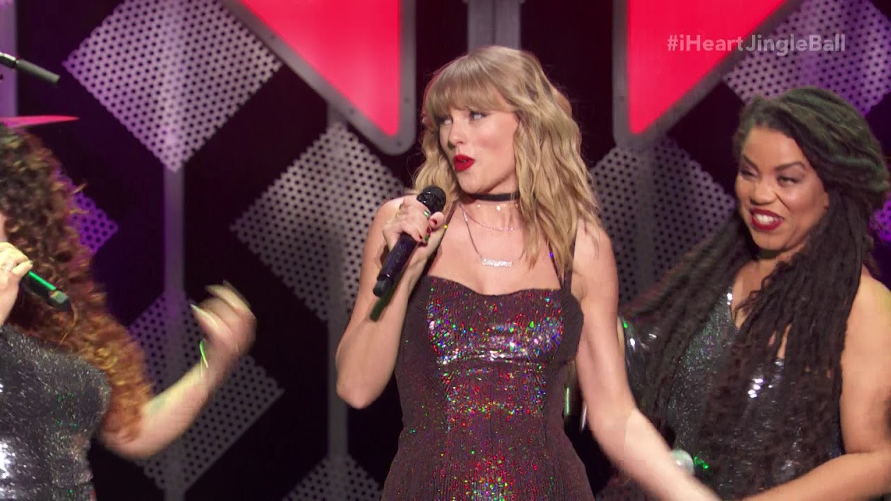 Taylor Swift - iHeartRadio Jingle Ball 2019
