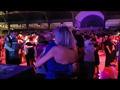 """Milonga de la Soirée Spectacle Siglos de Tango - DJ  Francesco """"El Actor"""" @ Tarbes en Tango 2018"""