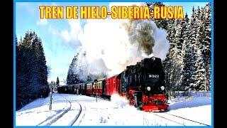 Trenes de Hielo-Historia-Siberia-Rusia-Producciones Vicari.(Juan Franco Lazzarini)