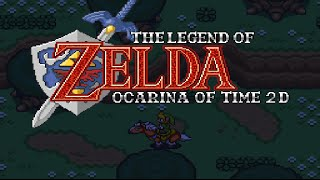 Early One Off Days ITA [4] Zelda: Ocarina Of Time 2D: L