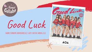 ⌠Collab⌡ Good Luck (굿 럭) - AOA (에이오에이) + Acapella