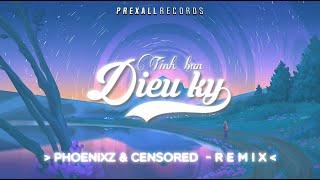 TÌNH BẠN DIỆU KỲ - AMEE x Ricky Star x Lăng LD ( PhoenixZ & Censored X Remix )