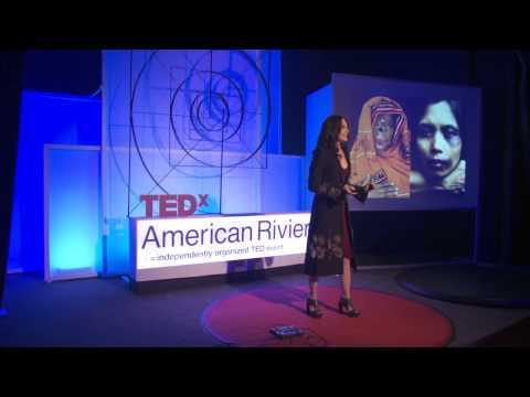 Let's get naked: Sheila Kelley at TEDxAmericanRiviera