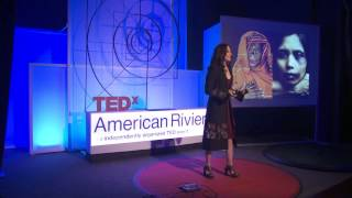 Let's get naked: Sheila Kelley at TEDxAmericanRiviera