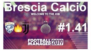 🔴Football manager 2019 ► Brescia Calcio.Продолжаем поиск возможного усиления🤯 Версия #1.41