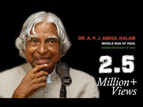 Dr. APJ Abdul Kalam Biography In Hindi By Gulzar Saab Motivational Story