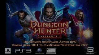 Dungeon Hunter: Alliance - PS3 - multi trailer by Gameloft