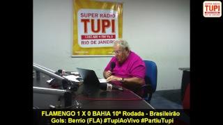 FLAMENGO 1 X 0 BAHIA 10ª Rodada - Brasileirão thumbnail