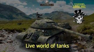 Live World of Tanks / TV