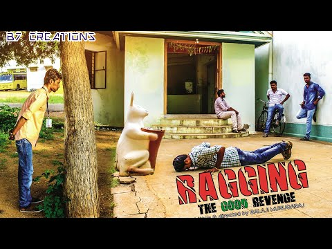 RAGGING The Good Revenge   New Tamil Short film   fun   JJCET Trichy