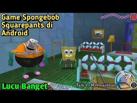 Lucu Banget!! Main Game Spongebob di Android - Keren Banget - 동영상