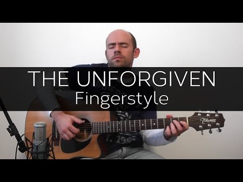 the-unforgiven-(metallica)---acoustic-guitar-solo-cover-(fingerstyle)