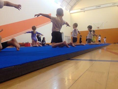 Ролл-маты BORKOVER с гимнастическим ворсом