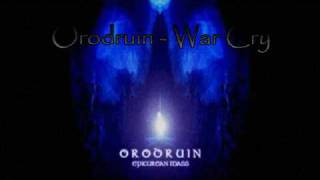 Watch Orodruin War Cry video