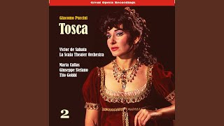 """Tosca: """"Mario Cavaradossi A voi"""""""