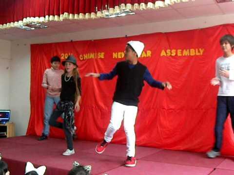 D.J.'s Chinese Assembly - QSI Chengdu