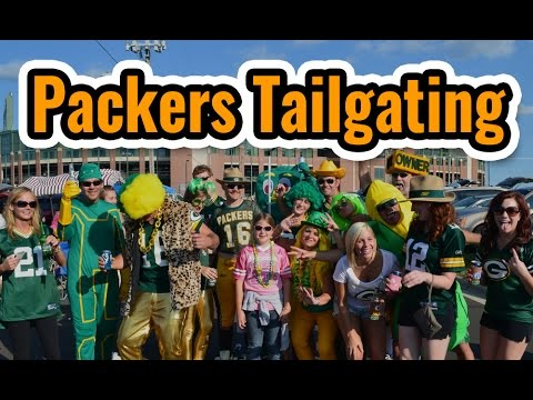 Tailgating in Green Bay: Packers Party at Lambeau Field